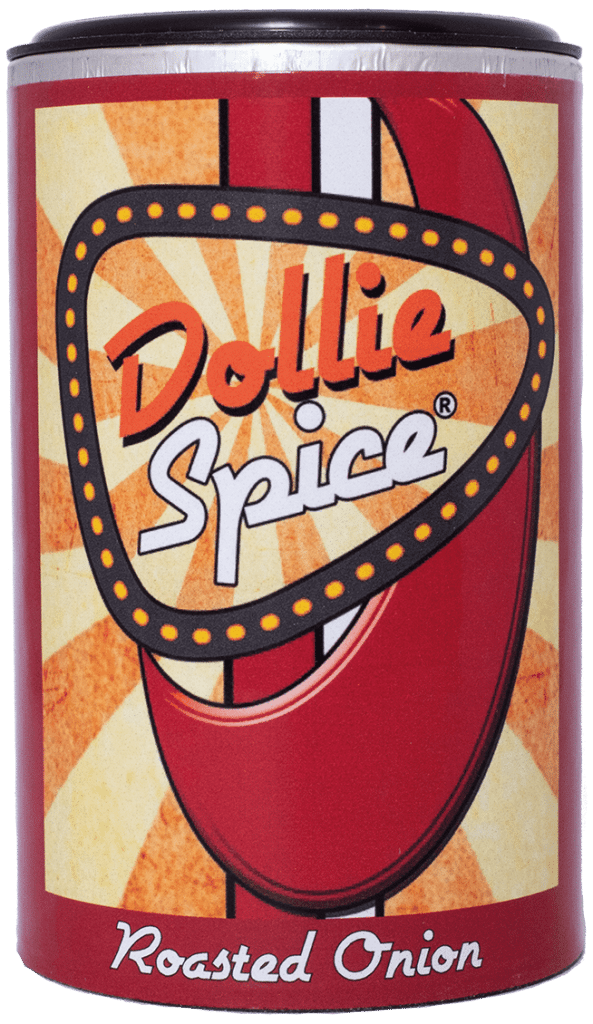 dollie spice roasted onion